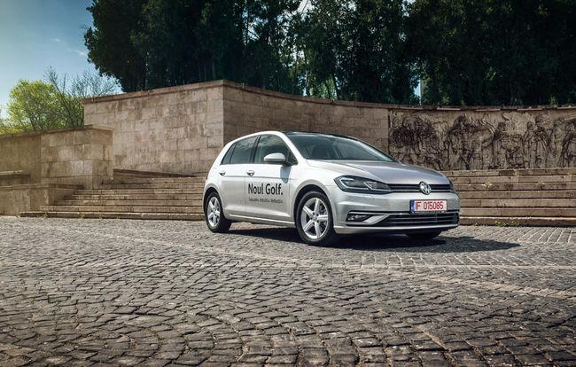 Test drive Volkswagen Golf 7 facelift