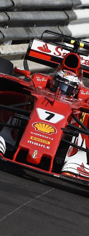 Raikkonen a obținut la Monaco primul său pole position după…