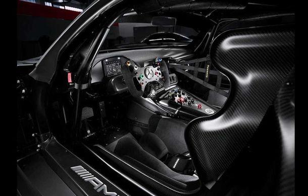 AMG GT3 Edition 50: 5 exemplare pentru aniversarea de 50 de ani - Poza 5