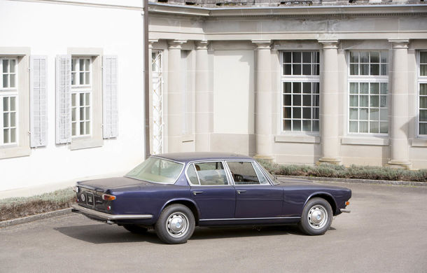 Comoara descoperită în castelul elvețian s-a vândut: toate cele 12 mașini clasice au adunat două milioane de euro - Poza 13