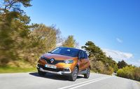Test drive Renault Captur facelift
