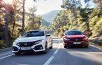 A zecea generație Honda Civic este disponibilă și în România: hatchback-ul pleacă de la 18.500 de euro, iar sedanul de la 20.800 de euro