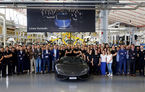 Să curgă șampania: Lamborghini Huracan a ajuns la borna 8.000