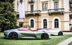 Premiant la Villa d'Este: Renault Trezor a primit premiul pentru cel mai frumos concept