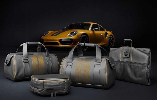 Porsche 911 Turbo S Exclusive Series: 500 de unități, 27 CP în plus și accesorii speciale pentru șoferi - Poza 12
