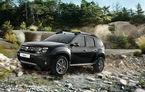 Producția Dacia, în ușoară creștere: aproape două treimi dintre mașinile care ies pe poarta fabricii de la Mioveni sunt Duster