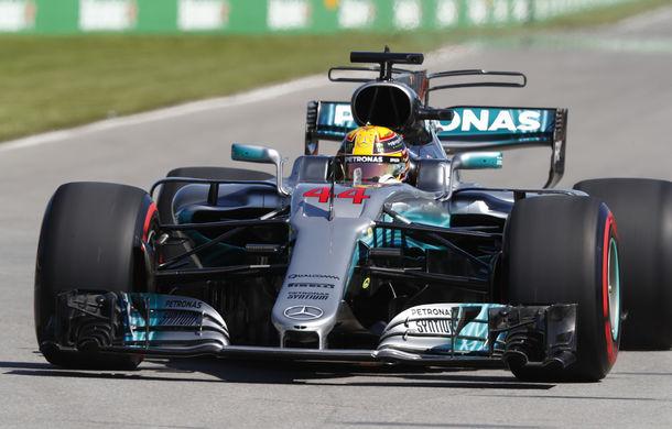 Hamilton a câștigat cursa de la Montreal. Vettel, doar locul 4 după un start ratat - Poza 1