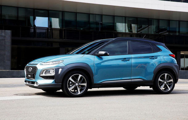 Funky fresh: Hyundai a prezentat noul SUV Kona cu un design inspirat de Citroen - Poza 1