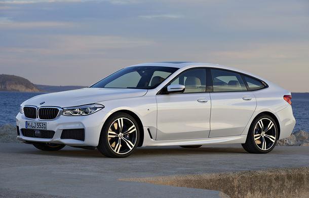 BMW Seria 6 Gran Turismo: înlocuitorul lui Seria 5 GT se prezintă în primele poze oficiale - Poza 1