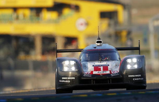 Le Mans 2017: Porsche câștigă in extremis o cursă plină de probleme pentru prototipurile LMP1 - Poza 8