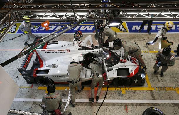Le Mans 2017: Porsche câștigă in extremis o cursă plină de probleme pentru prototipurile LMP1 - Poza 9