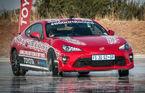 Record mondial pentru cel mai lung drift: un Toyota GT86 s-a învârtit în derapaj controlat ...