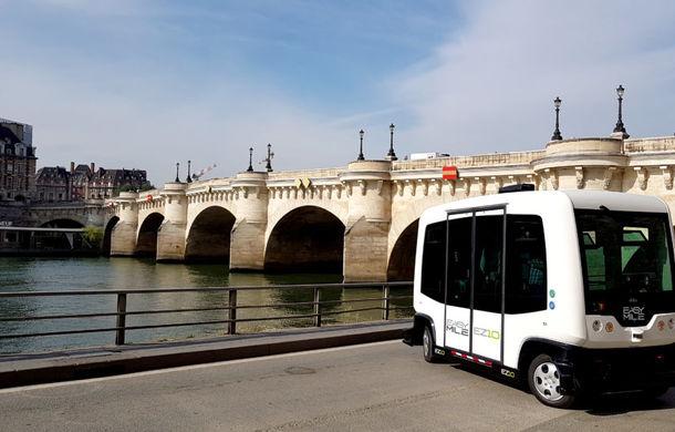Autobuzele fără șofer devin realitate în Helsinki: prima linie pentru călători se va lansa în acestă toamnă - Poza 2