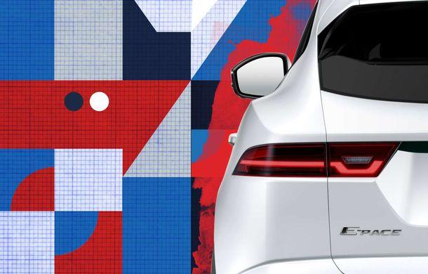 Jaguar vine tare pe turnantă cu E-Pace: SUV-ul debutează în 13 iulie - Poza 2