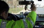 Proiect de lege: permisul va putea fi suspendat dacă nu oprești la solicitarea Poliției sau dacă mașina emite prea multe noxe