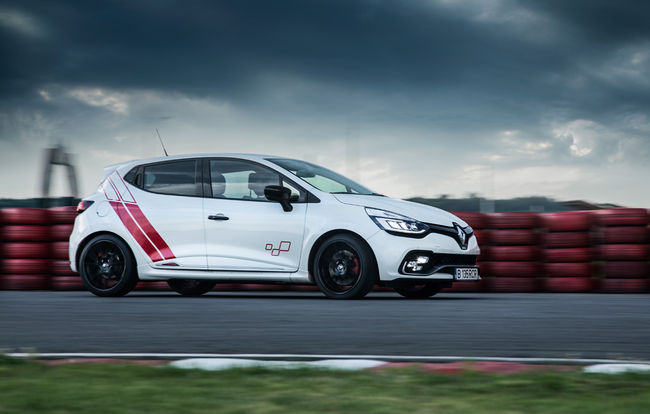 Test drive Renault Clio RS facelift