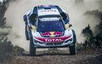 Pregătiri pentru Dakar: Peugeot a lansat noul 3008DKR Maxi