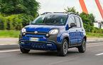 Pseudo-SUV: Fiat Panda City Cross este o citadină cu aspect off-road