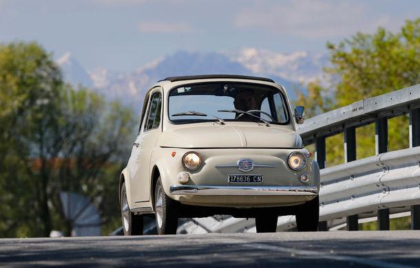 Aniversare la muzeu: Fiat 500 împlinește 60 de ani și ajunge exponat în New York - Poza 7