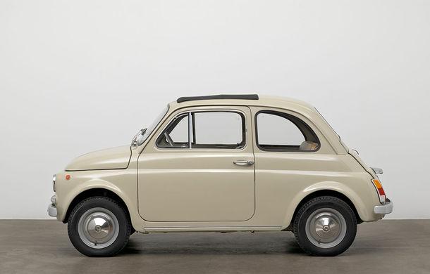 Aniversare la muzeu: Fiat 500 împlinește 60 de ani și ajunge exponat în New York - Poza 2