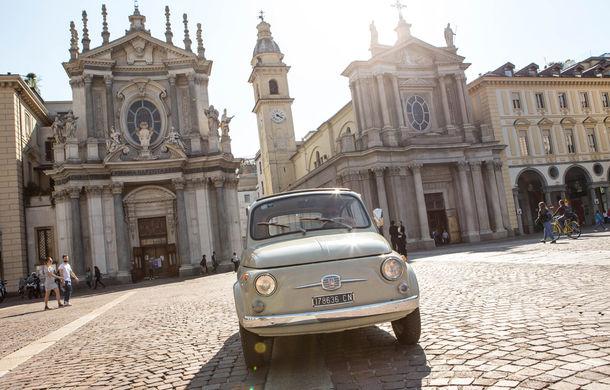 Aniversare la muzeu: Fiat 500 împlinește 60 de ani și ajunge exponat în New York - Poza 10