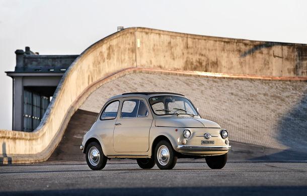 Aniversare la muzeu: Fiat 500 împlinește 60 de ani și ajunge exponat în New York - Poza 4