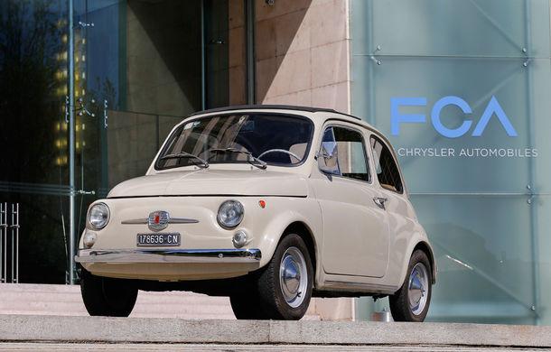 Aniversare la muzeu: Fiat 500 împlinește 60 de ani și ajunge exponat în New York - Poza 6