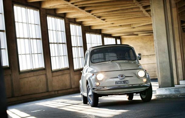 Aniversare la muzeu: Fiat 500 împlinește 60 de ani și ajunge exponat în New York - Poza 3