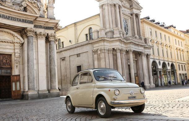 Aniversare la muzeu: Fiat 500 împlinește 60 de ani și ajunge exponat în New York - Poza 9