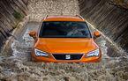 Cum arată ziua Seat: off-road cu Ateca, ture de circuit cu Leon ST Cupra și test-drive cu Ateca FR