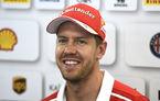 """Vettel scapă de penalizare după incidentul de la Baku: """"Nu am avut intenția să-l pun pe Hamilton într-o situație periculoasă"""""""