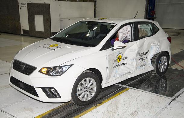 Rezultate EuroNCAP: 5 stele pentru Arteon, Stelvio, Ibiza, Insignia și i30. Noul Civic ia 4 stele, Mustang dezamăgește cu 3 stele - Poza 10