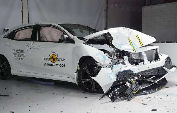 Rezultate EuroNCAP: 5 stele pentru Arteon, Stelvio, Ibiza, Insignia și i30. Noul Civic ia 4 stele, Mustang dezamăgește cu 3 stele - Poza 11