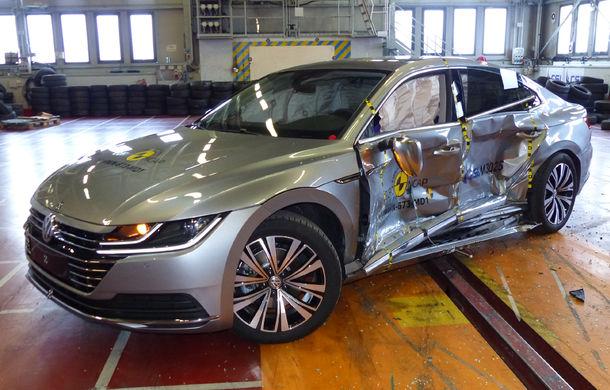 Rezultate EuroNCAP: 5 stele pentru Arteon, Stelvio, Ibiza, Insignia și i30. Noul Civic ia 4 stele, Mustang dezamăgește cu 3 stele - Poza 4