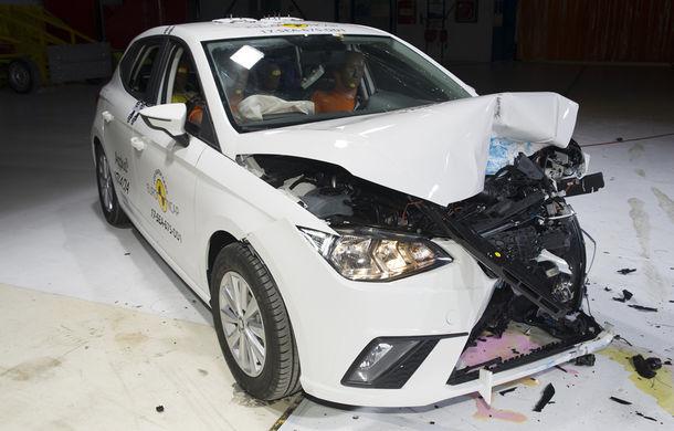 Rezultate EuroNCAP: 5 stele pentru Arteon, Stelvio, Ibiza, Insignia și i30. Noul Civic ia 4 stele, Mustang dezamăgește cu 3 stele - Poza 9