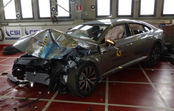 Rezultate EuroNCAP: 5 stele pentru Arteon, Stelvio, Ibiza, Insignia și i30. Noul Civic ia 4 stele, Mustang dezamăgește cu 3 stele - Poza 3