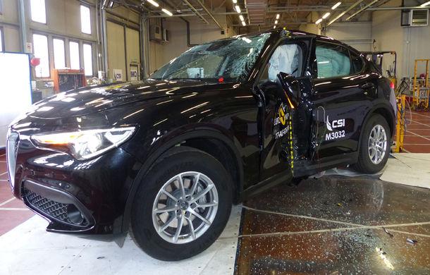 Rezultate EuroNCAP: 5 stele pentru Arteon, Stelvio, Ibiza, Insignia și i30. Noul Civic ia 4 stele, Mustang dezamăgește cu 3 stele - Poza 2