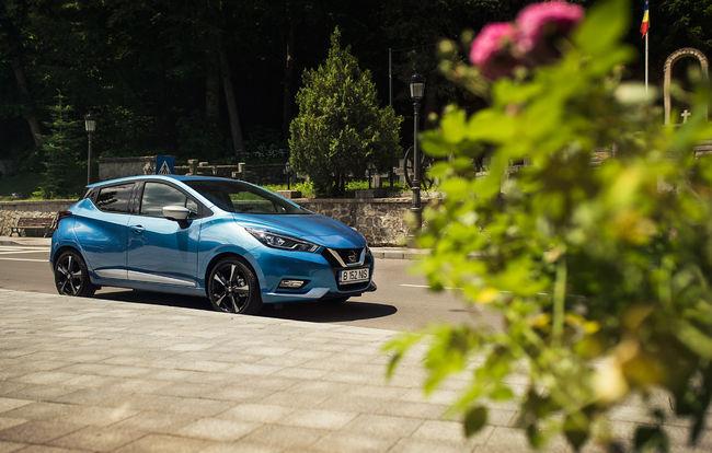 Test drive Nissan Micra
