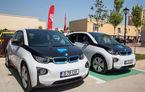 Serviciul de car sharing GetPony ajunge în București: clienții pot utiliza două unități BMW i3 cu 35 de lei pe oră