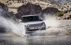 Land Rover nu bate pasul pe loc: britanicii vor un Range Rover care să concureze cu Bentley Bentayga