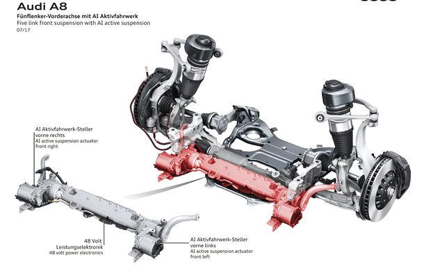 Secretele noului Audi A8: 10 lucruri pe care trebuie să le știi despre limuzina germană - Poza 3