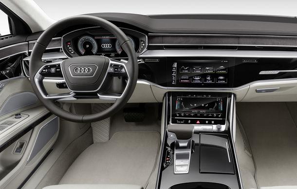 Secretele noului Audi A8: 10 lucruri pe care trebuie să le știi despre limuzina germană - Poza 6