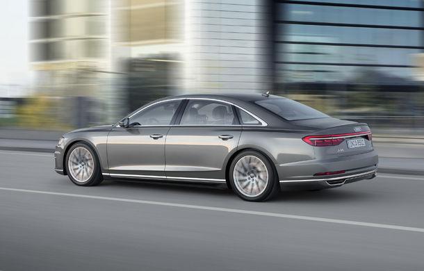 Secretele noului Audi A8: 10 lucruri pe care trebuie să le știi despre limuzina germană - Poza 5