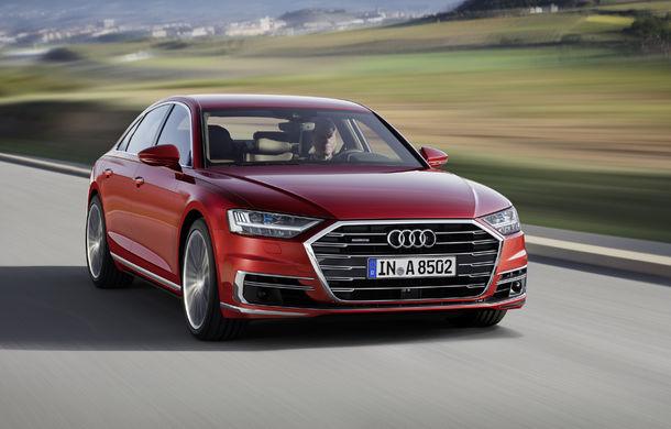 Secretele noului Audi A8: 10 lucruri pe care trebuie să le știi despre limuzina germană - Poza 1