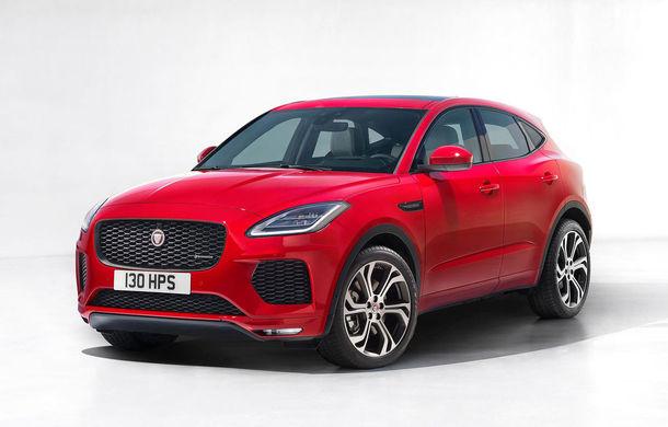 Jaguar nu pierde timpul: al doilea SUV al englezilor se numește E-Pace și se duelează cu BMW X1 și Mercedes GLA - Poza 1