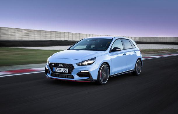 """Hyundai i30 N deschide pofta pentru mașini sportive: """"Ne dorim ca viitoarele noastre modele să fie văzute ca mașini gata să îți ofere plăcerea de a conduce"""" - Poza 1"""