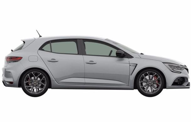 Noua generație Renault Megane RS, dezvăluită într-o serie de fotografii patent: hot hatch-ul francezilor primește câteva artificii interesante - Poza 3