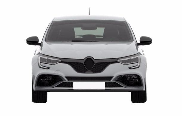 Noua generație Renault Megane RS, dezvăluită într-o serie de fotografii patent: hot hatch-ul francezilor primește câteva artificii interesante - Poza 2