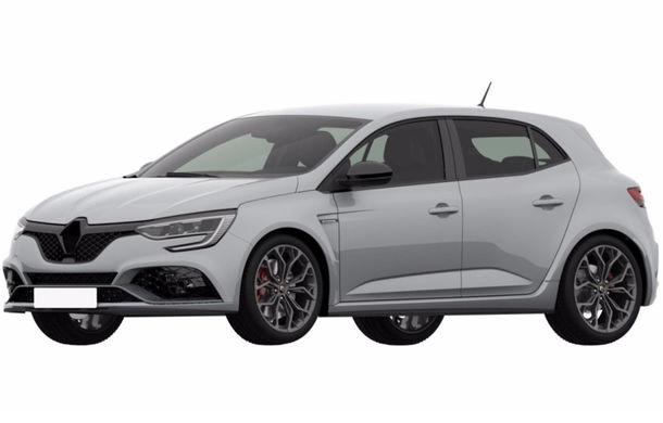 Noua generație Renault Megane RS, dezvăluită într-o serie de fotografii patent: hot hatch-ul francezilor primește câteva artificii interesante - Poza 1