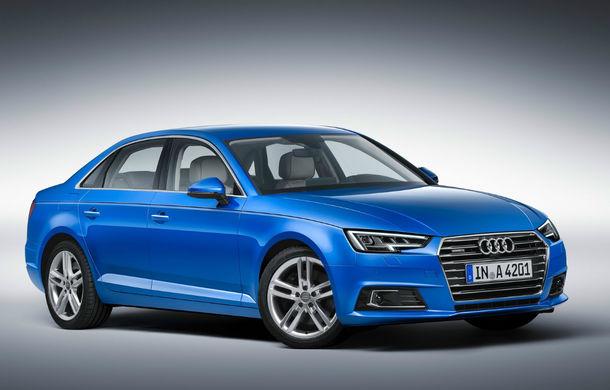 Audi A4 și A5 cu motorul 2.0 TFSI micro-hibrid sunt scoase de la vânzare în Europa - Poza 1